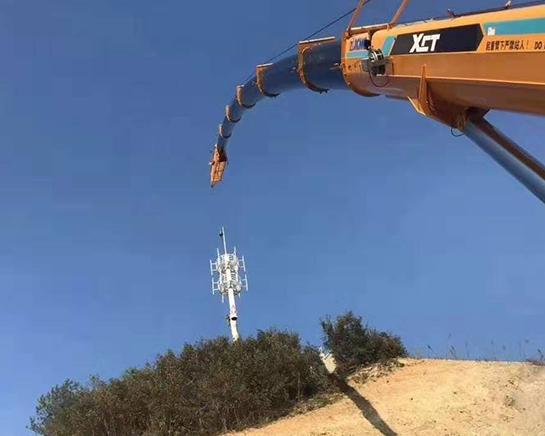 平阳电信塔安装